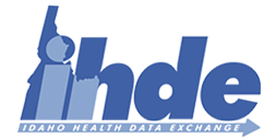 Idaho Health Data Exchange