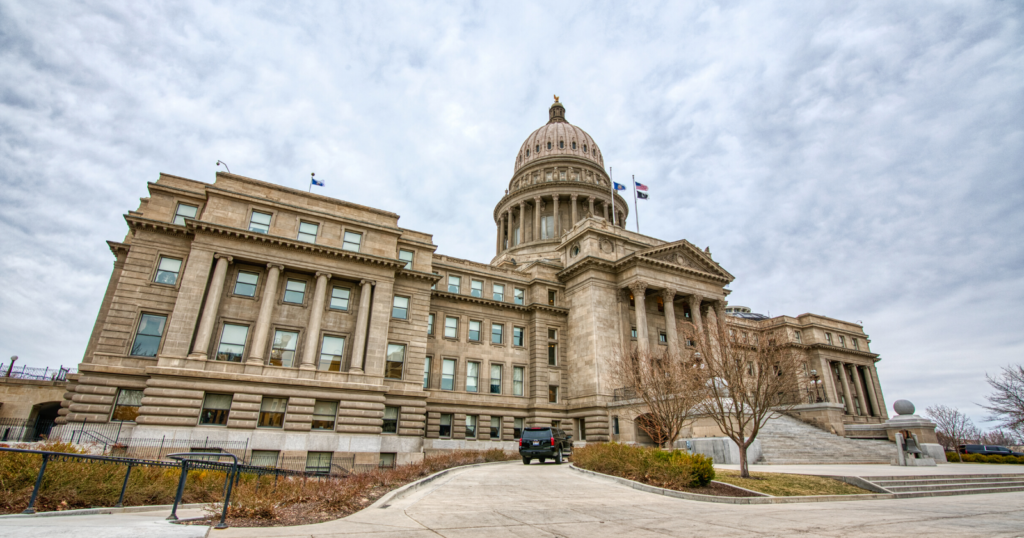 Idaho Legislature FINAL