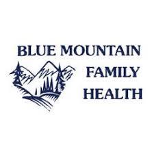 Blue Mt Fam Health Logo