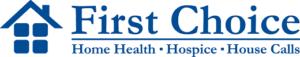 First Choice Home Health Logo - Resized 520x98
