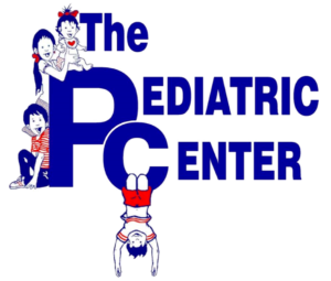 The Pediatric Ctr Logo